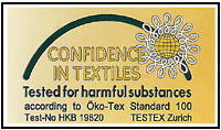 Confidence in Textiles - Tested for Harmful Substances